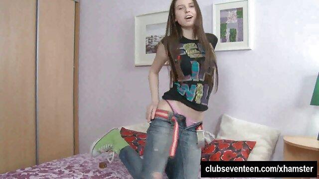 sexy de espesor rubia video chocho peludo bbw muestra su arco iris y folla